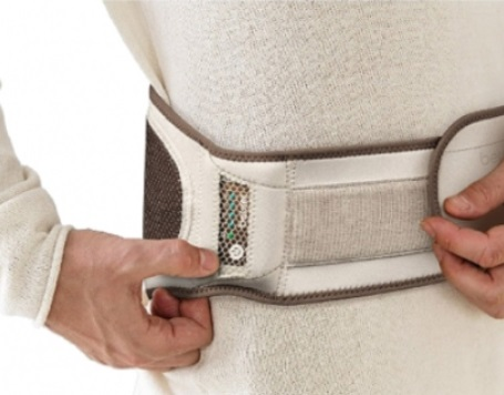 ceinture chauffante