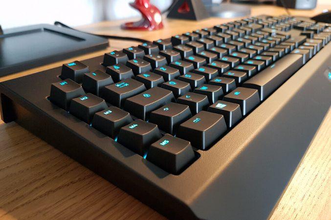 clavier gamer razer