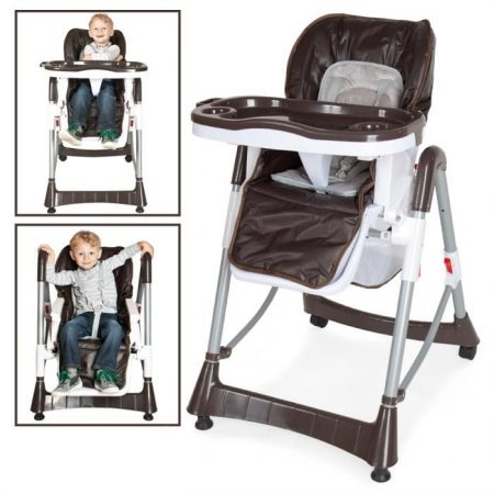 guide d'achat chaise haute bébé